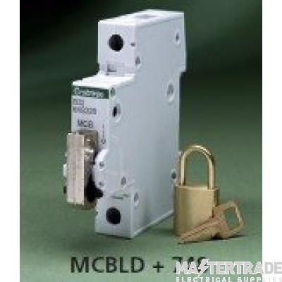 Crabtree Starbreaker  Handle Locking Device For MCB MCBLD