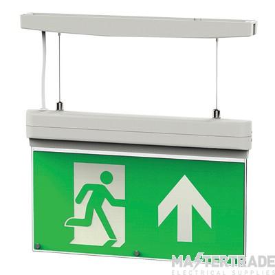 G/Brook ELLEDH2 4 In 1 Exit sign | Mastertrade