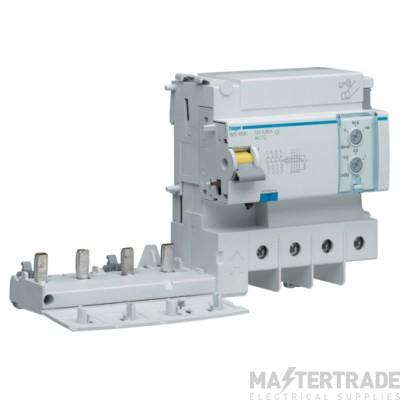 Hager BDC480E RCD 4P Add-On AC 125A 30mA