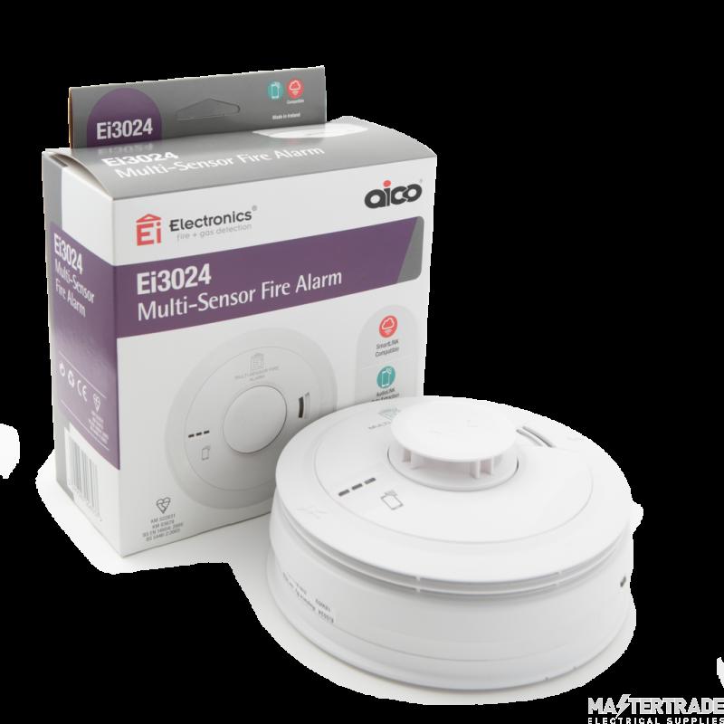 Aico EI3024 Multi-Sensor Fire Alarm