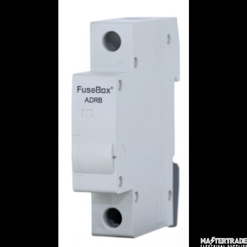 FuseBox ADRB Din Rail Blank 1 Module