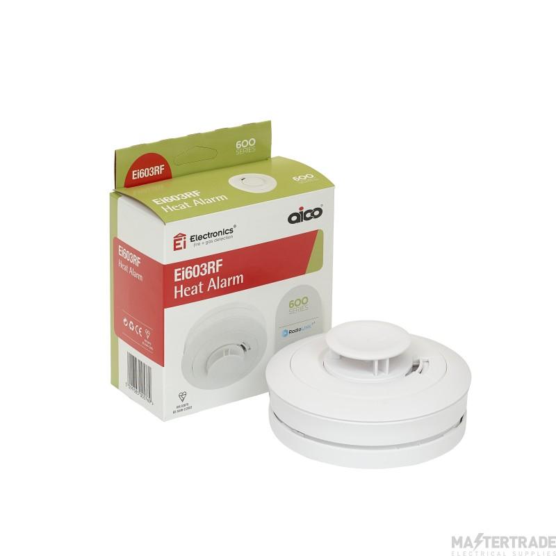 Aico Ei603RF Lithium Battery Heat Alarm