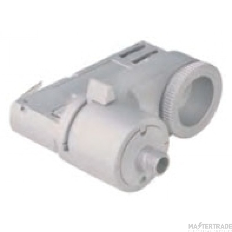 Ansell A/3MTA/W Track Adaptor & Clp Whi