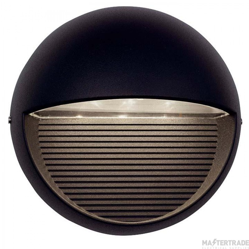 Ansell AKLED/B Wall Light LED 3W Black
