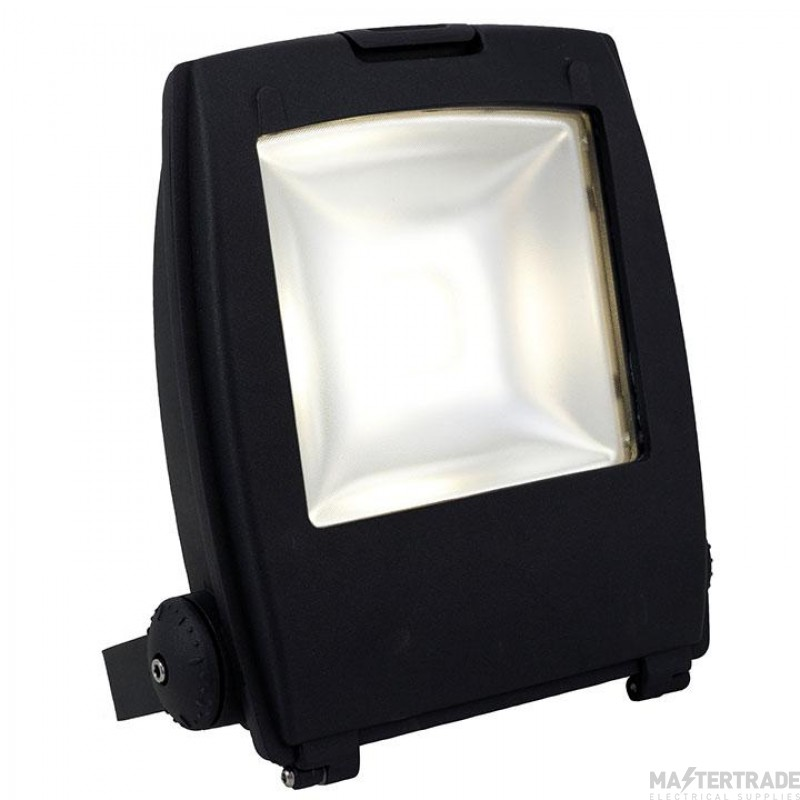 Ansell AMLED50/PC Mira Die-Cast 50W LED Floodlight 4750K 4805lm c/w Photocell