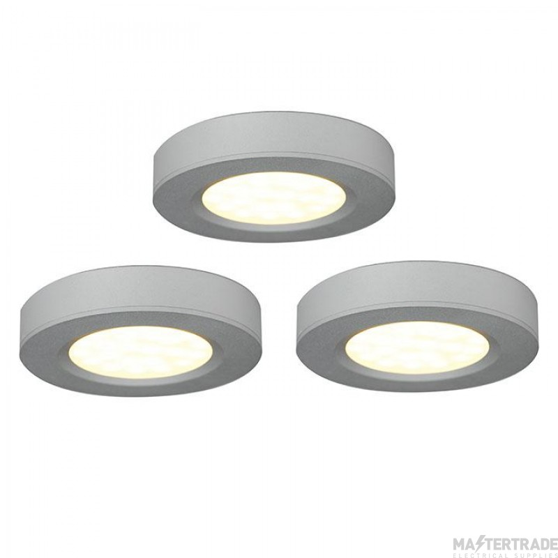 Ansell ATCKLED/SI Cabinet Light Kit 3x3W