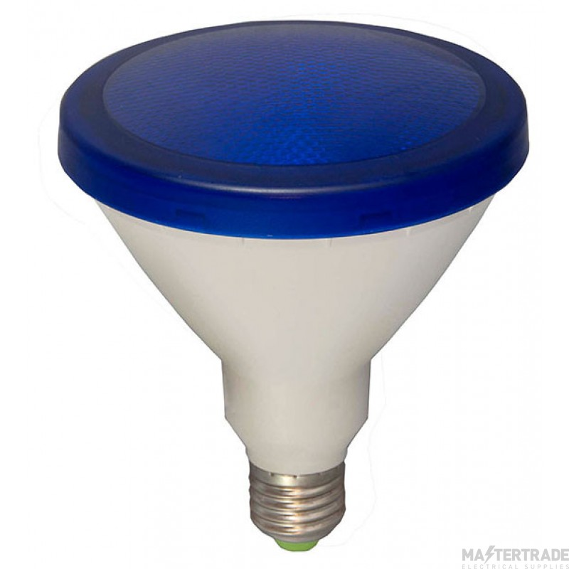 BELL 05653 15W LED PAR 38 External - ES, Blue