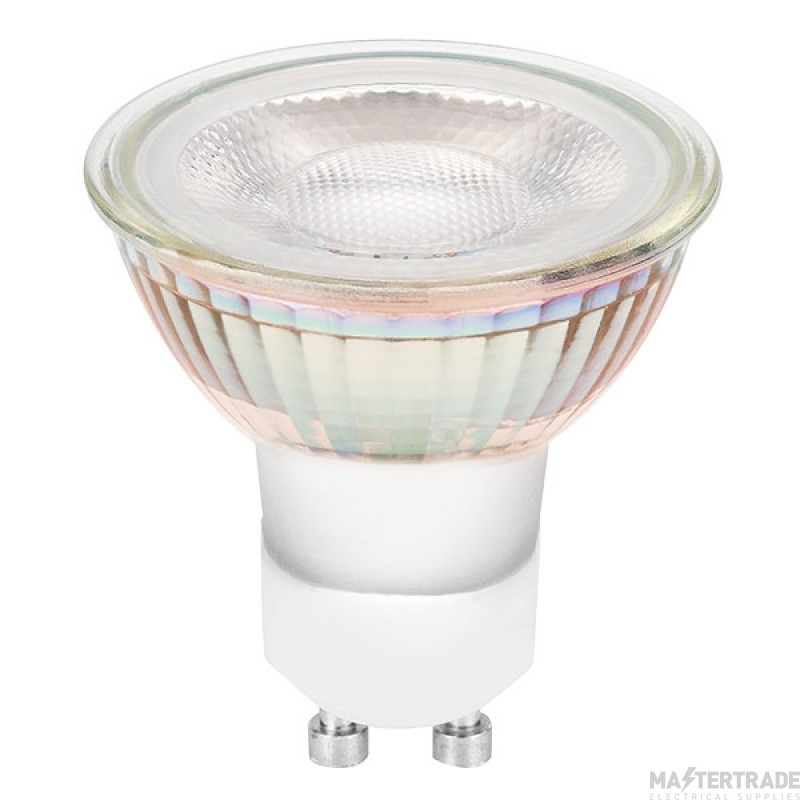 BELL 05963 6W LED Halo Glass GU10 Dimmable - 2700K