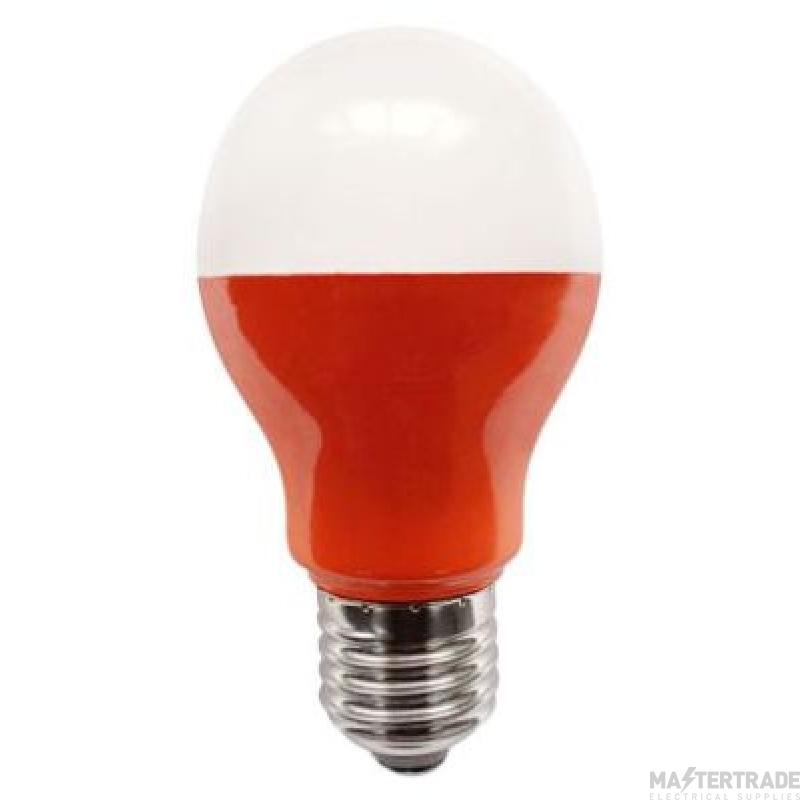 BELL 60005 5W LED Amber GLS - ES, 110V/240V