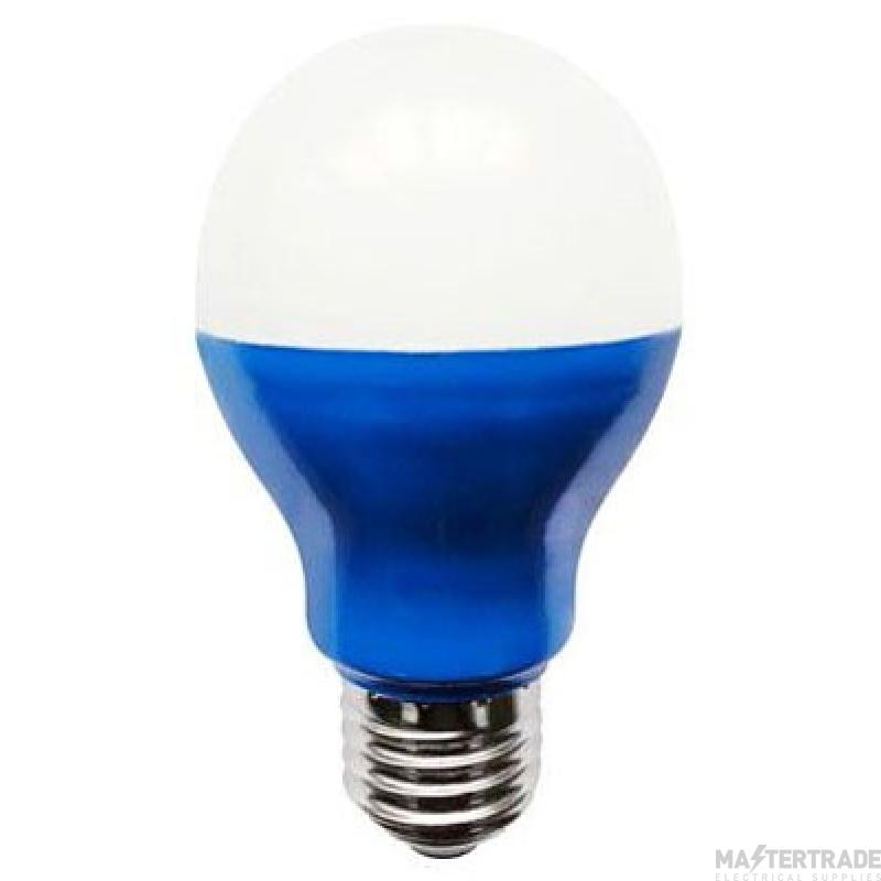 BELL 60006 5W LED Blue GLS - ES, 110V/240V