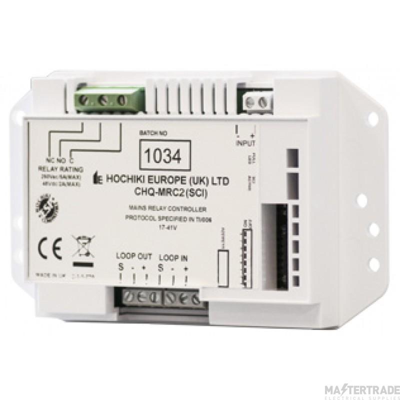Channel F/CH/CHQ-MRC2(SCI) Relay Mod