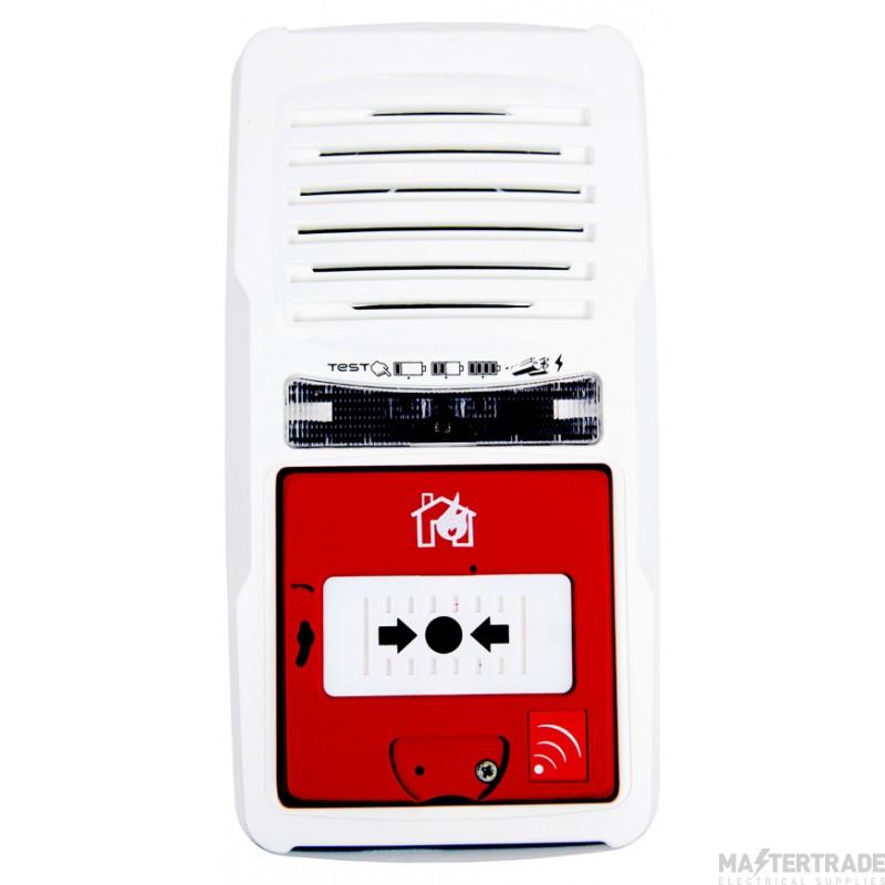 Channel F/CHRP/MASTER Alarm Base Unit