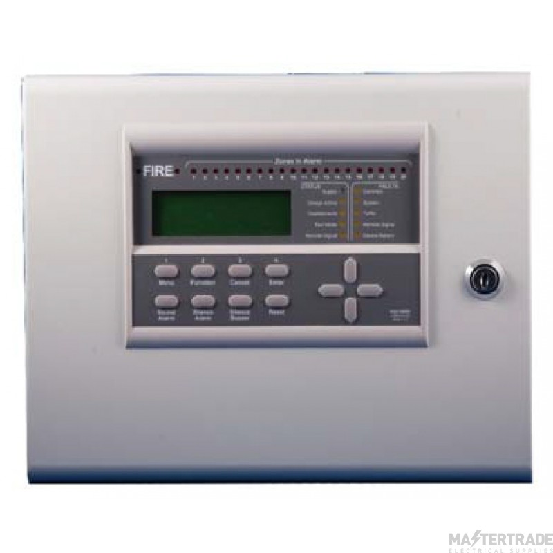 Channel F/EDA-Z5020 Control Panel 20Zone