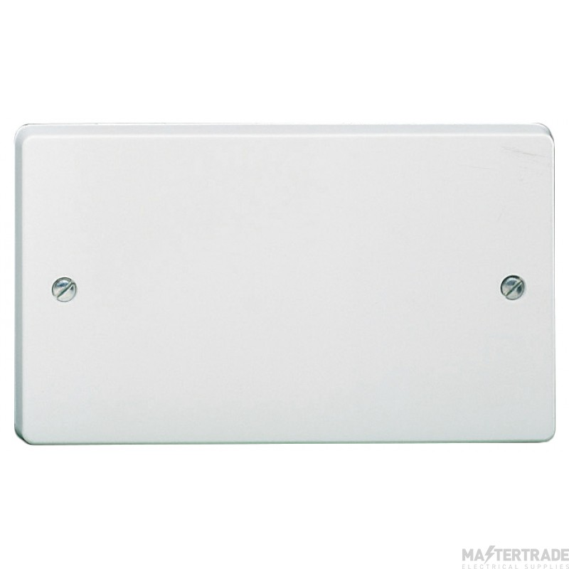 Crabtree Capital White 86x146mm Blanking Plate 2 Gang 4002
