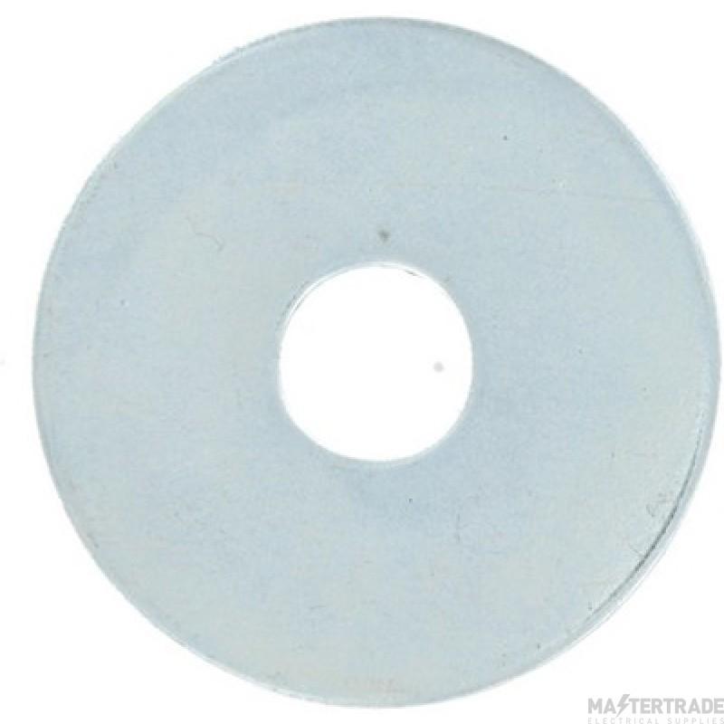 Deligo PW6100 Penny Washer M6x25mm BZP