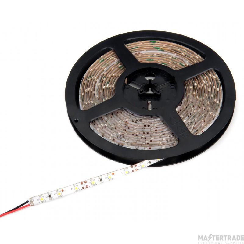 Deltech LED Strip 5M 12V 4.8W/M 240Lm/M  3200K IP65 120