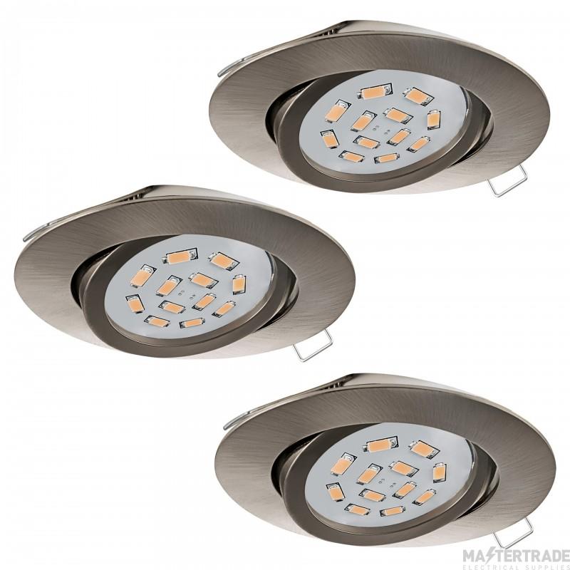 Eglo 31689 Tedo LED Dwn/Lgt 3x5W S/Nic