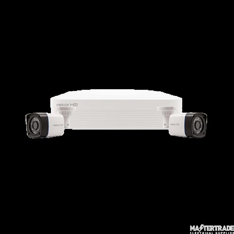 4 Channel HD 500GB CCTV System