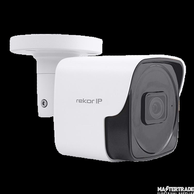 ESP White 3.6mm Lens 2MP IP Fixed Bullet POE Camera REKIPC36FBW
