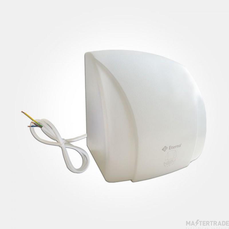 Eterna HDA-1800 Hand Dryer 1.8kW White