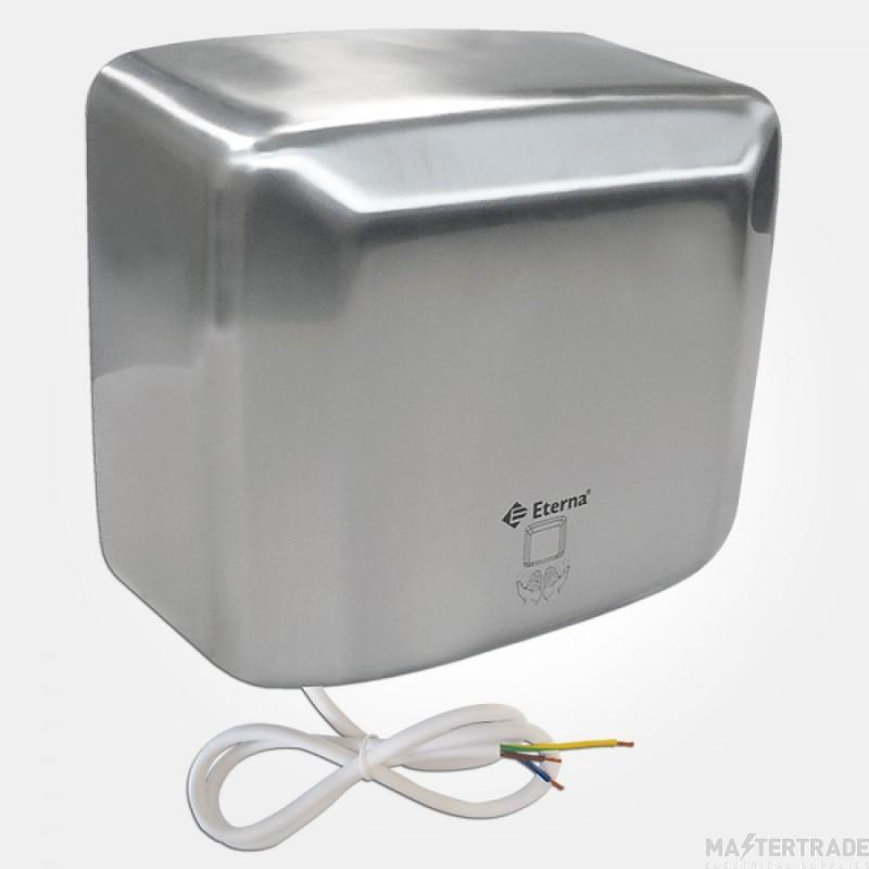 Eterna SSHDA-2500 Hand Dryer 2.5kW S/S