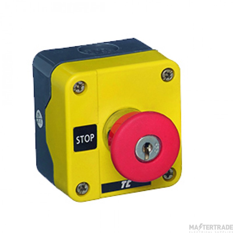 Europa RCAS-ESB141NC Pushbutton Em/Stop