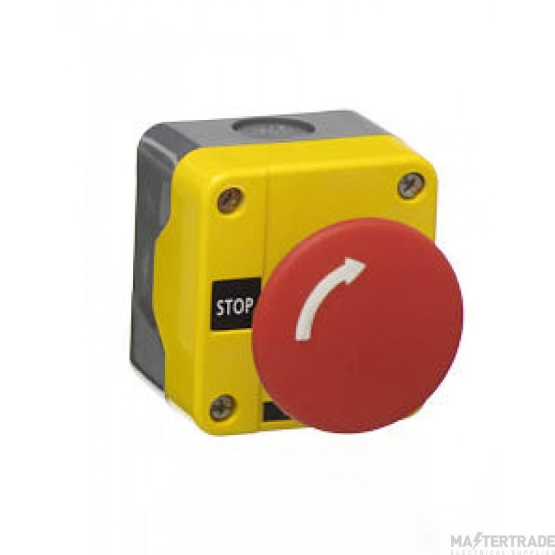 Europa RCAS-ESB5641NC Pushbutton Em/Stop