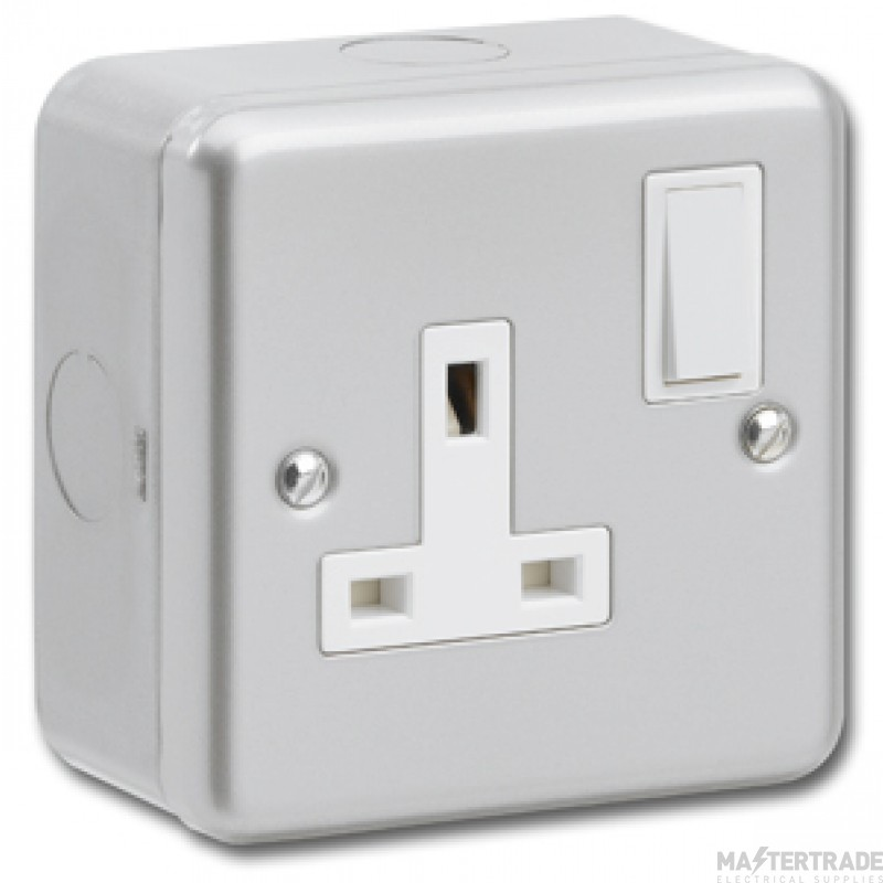 Greenbrook MC611 Socket DP Single Switched