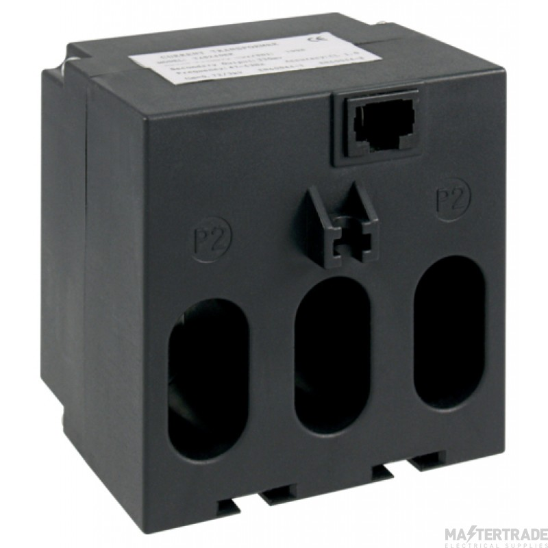 Hager EC12160CT CT 3 Phase 160A/330mV