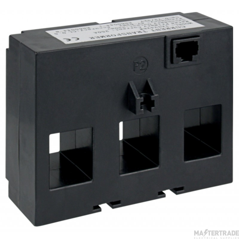 Hager EC25200CT Current Transformer 3 Phase 200A/330mV