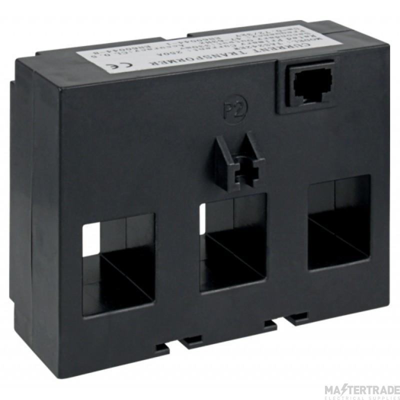 Hager EC25250CT Current Transformer 3 Phase 250A/330mV