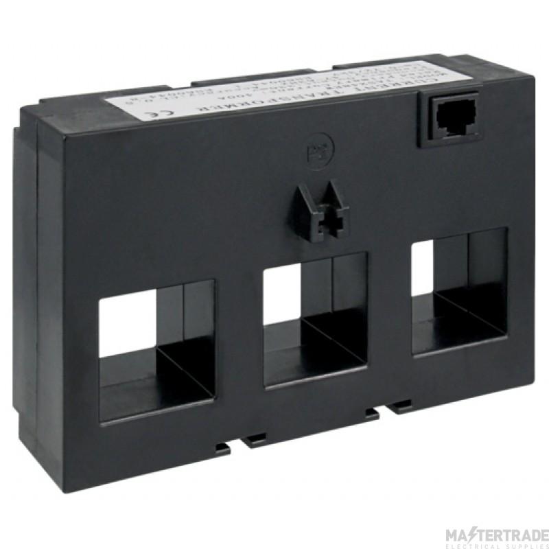 Hager EC40600CT Current Transformer 3 Phase 600A/330mV