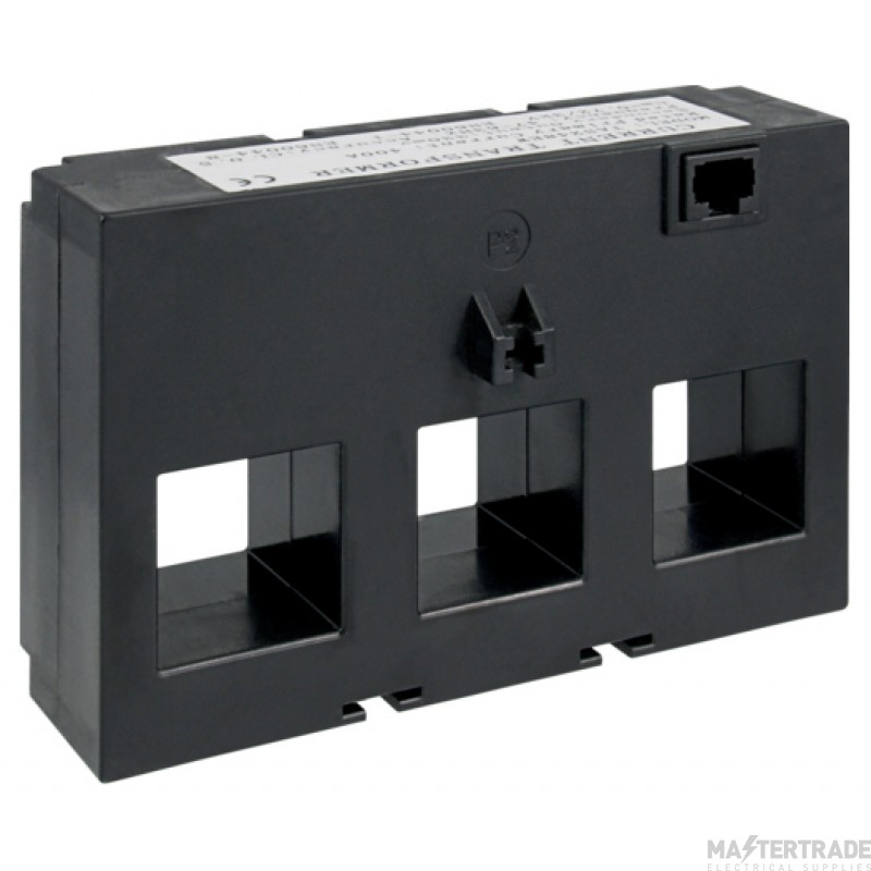 Hager EC40630CT Current Transformer 3 Phase 630A/330mV