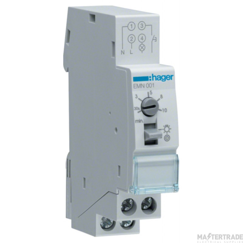 Hager EMN001 Staircase Time Lag Switch