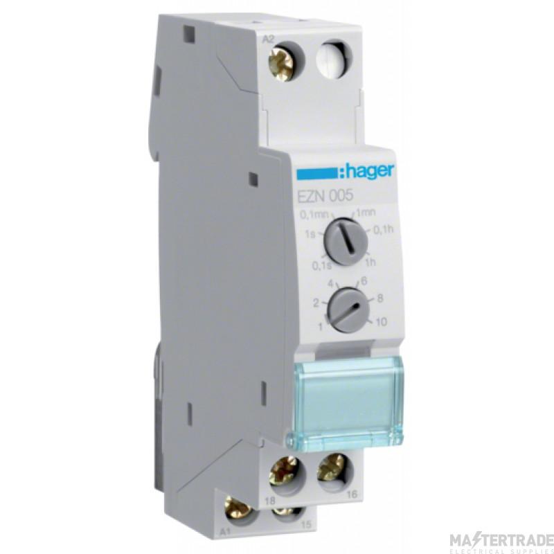Hager EZN005 Delay Timer Sym Flasher