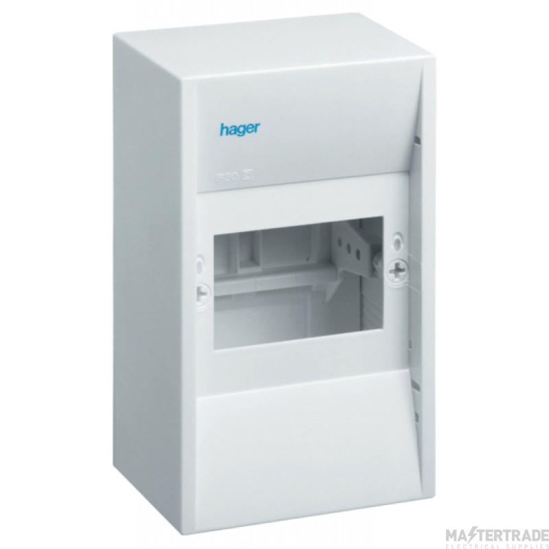 Hager GD104E Enclosure 4 Module