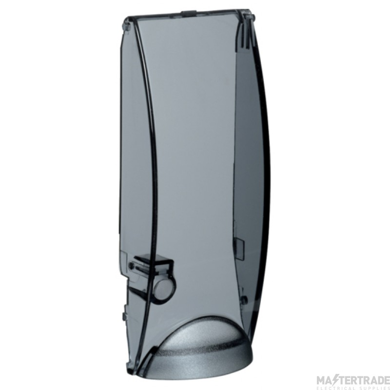 Hager GP102T Transparent Door For GD102E