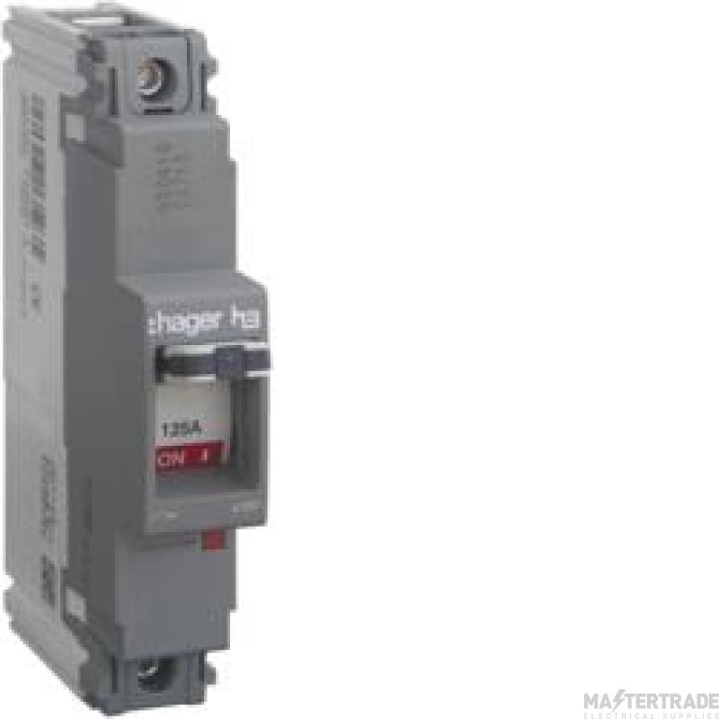 Hager HDA078Z MCCB SP 80A 18kA