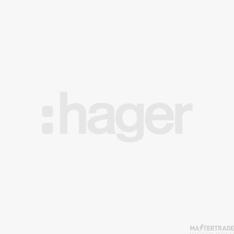 Hager HDA081Z MCCB X160 4P 80A 18kA