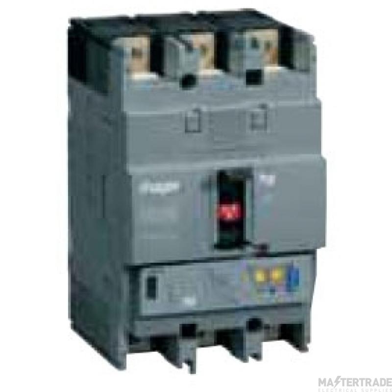 Hager HEC040H MCCB H250 3P LSI 40A 70kA