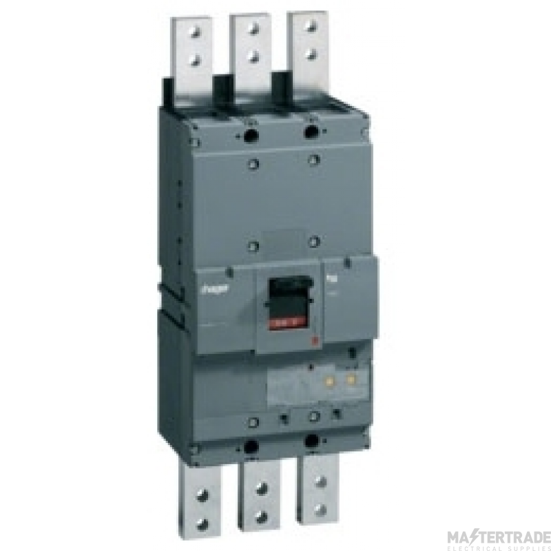 Hager HEF980H MCCB H1600 3P 1250A 70kA