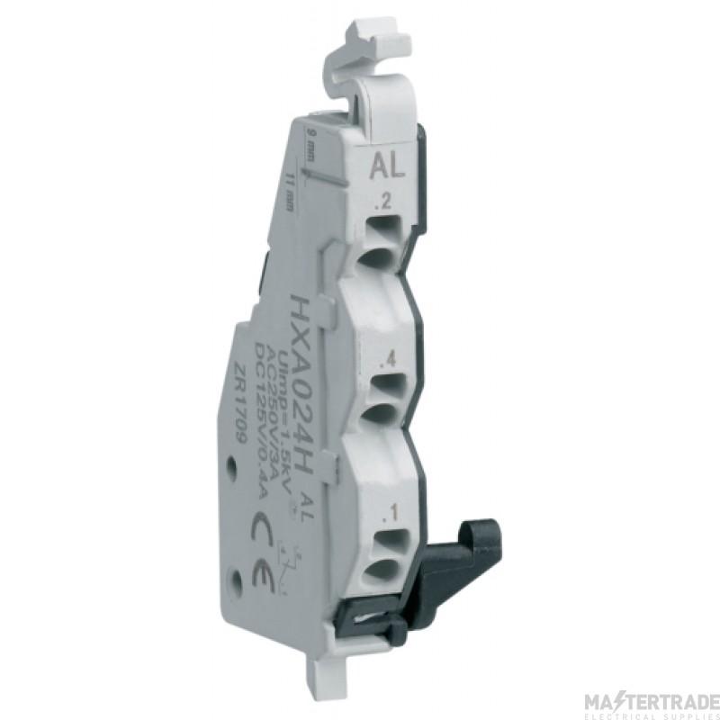 Hager HXA024H Alarm Contact 230V