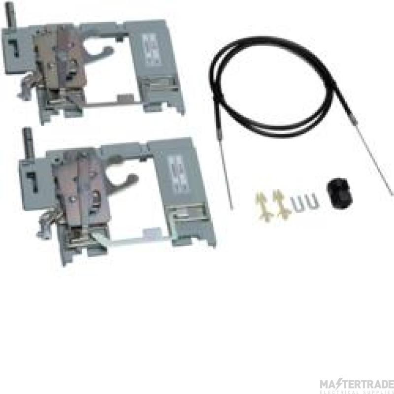 Hager HXD065H Interlocking Wire