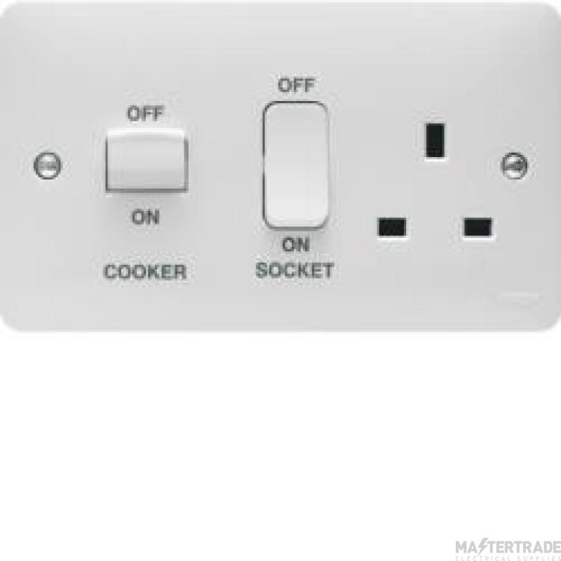 Hager WMCC50 Cooker Control Unit