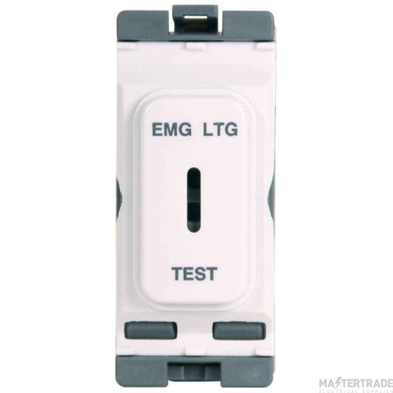 Hager WMGKS/EL Grid Key Switch DP 20A