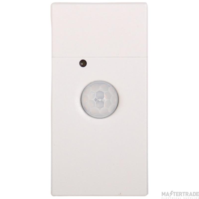Hager WMMPIR05X Module PIR Euro White