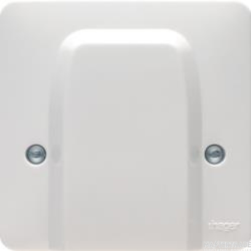 Hager WMP50FO Cooker Outlet Plate