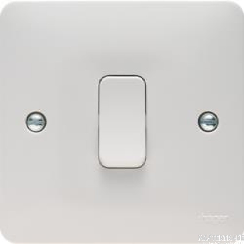 Hager WMPS11 Wall Switch 1G 1Way 10AX