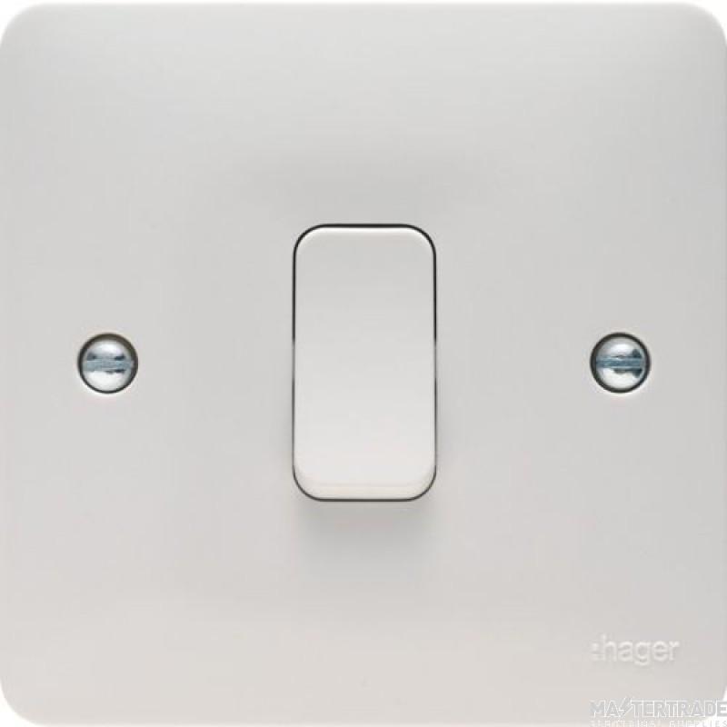 Hager WMPS16 Wall Switch Intermediate