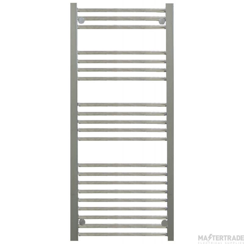 Hyco AQ400LS Ladder Electric Towel Rail Radiator 400W Polished Chrome